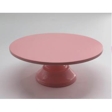 "12"" Pink Short Metal Stand"