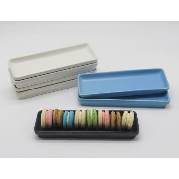 Small Ceramic plate (Rectangle)