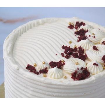 Signature Red Velvet Cake