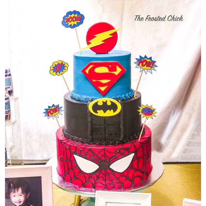 Superhero Themed