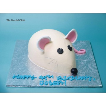 3D Mouse Cake