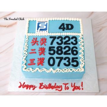 4D Cake