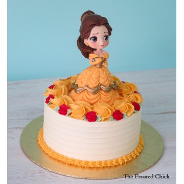 Princess Series (Belle / Beauty and the beast)