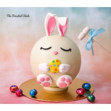 Bunny Chocolate Piñata