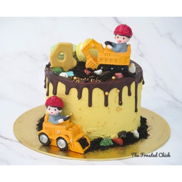 Construction / Builders cake