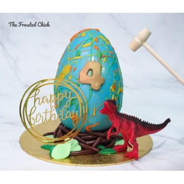 Dinosaur Egg Chocolate Piñata