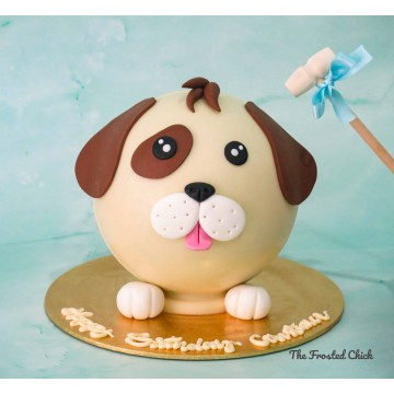 Doggy Chocolate Piñata