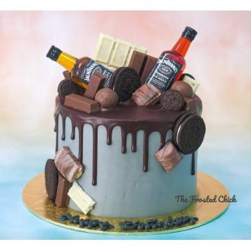 Chocoholic Cake
