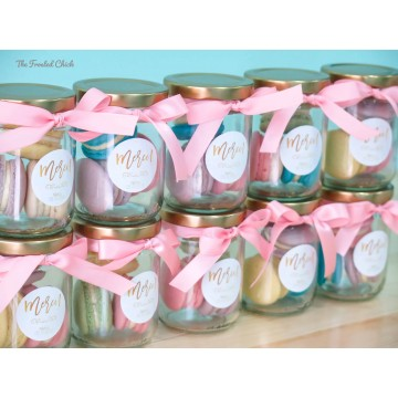 Macaron Jar (Assorted)