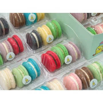 Pack of 3 Macarons (Assorted)