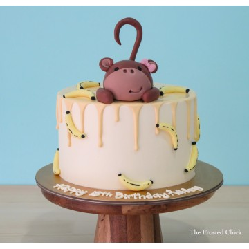 Monkey Bananas Cake