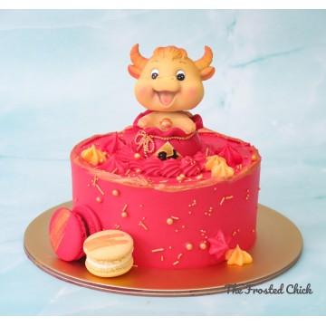Oxpicious Cake