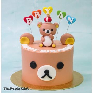 Rilakkuma Inspired Cake
