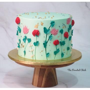 Floral Dreams Cake
