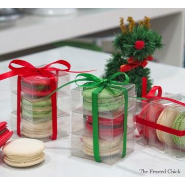 Christmas Macaron gift pack