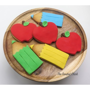 Teachers day cookies