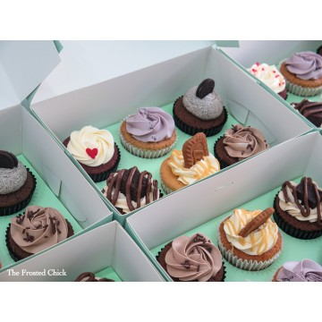 Box of 6 Cupcakes (Assorted)