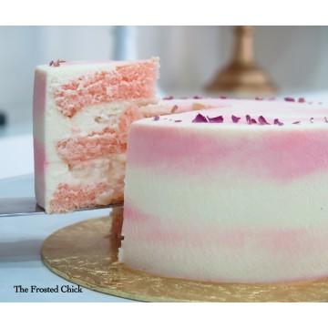 Lychee Rose (Fresh cream cake)