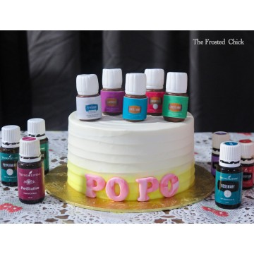Essential Oil Cake