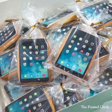 iPad Cookies