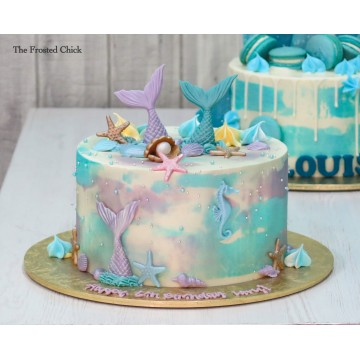 Mermaid Dream Cake (Expedited)