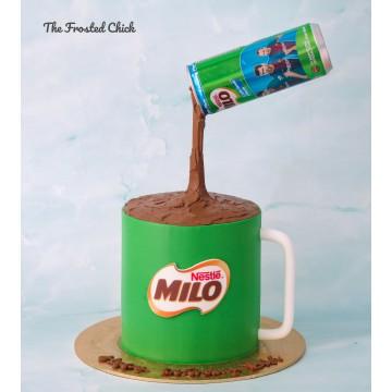 Milo Mug Cake