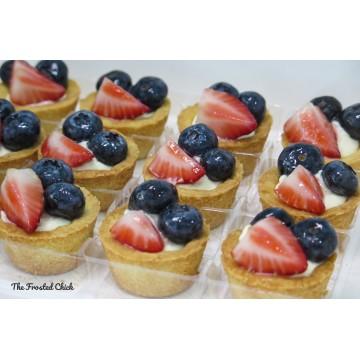 Mixed Fruit Mini Tart (Per Dozen)
