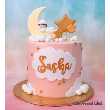 Sweet Dreams Little One Cake