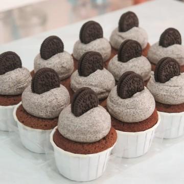 Oreo Mini Cupcake (Per Dozen)