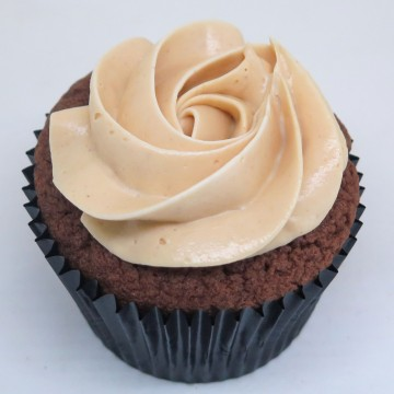 Skippy Chocolate Cupcake
